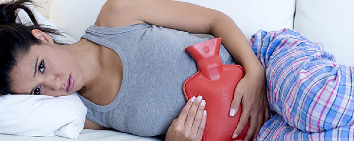 Vérrögök a menstruációs vérben-mi mindent jelezhet?