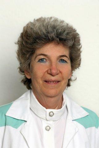 dr. Gergely Mária - radiológus