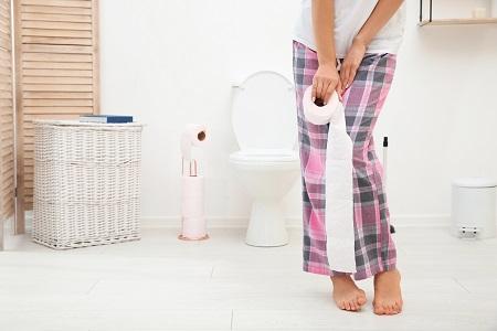 menstruáció alatt vizelési inger)